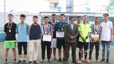 Getting passion into the fields: Classico Futsal Tournament