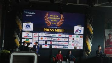 Miss & Mr Hospitality Nepal to promote Visit Nepal 2020