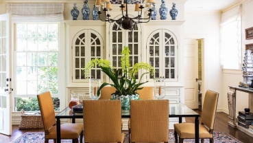 5 essentials for decorating your dining space