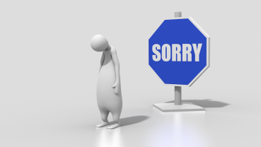 Apology and its importance