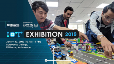 Gearing Up for Three-day IOT Exhibition