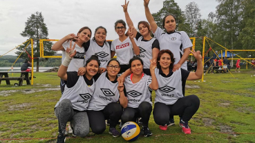 JSS volleyball competition concludes in Norway
