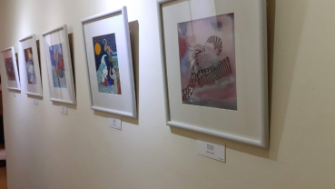 'Embraces' on display at Image Ark