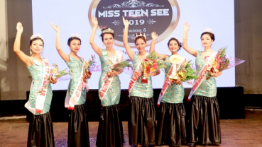 Kriti KC conquers the title of 'Miss Teen SEE'