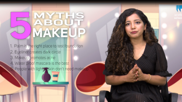 Busting makeup myths