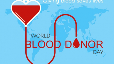 Does donating blood make you weak?