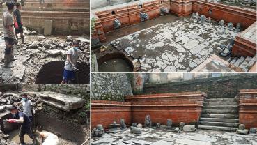Locals effort in restoring Yanga hiti