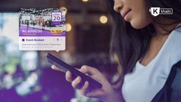 Khalti Launches QR-Code Based Event Ticketing Facility