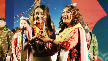 Sarita Crowned as 'Miss Tamang 2019'