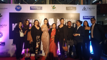 'The Man From Kathmandu' premiered