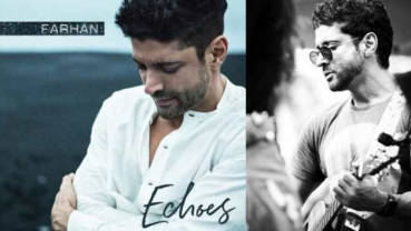Farhan's debut album 'Echoes' to release soon