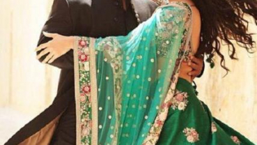 Katrina Kaif shares a picture of her look from 'Bharat'