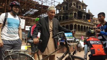 Celebrating 2nd World Cycle Day