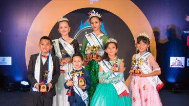 Prince and Princess International Nepal 2019 concludes