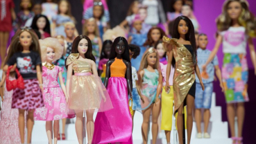 Barbie joins prestigious ranks of fashion council honorees