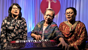 Darjeeling-based singer Shanti Thatal to be featured on this month's Paleti