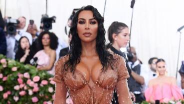 Kim Kardashian opens up about 'pain' she felt in Met Gala ensemble