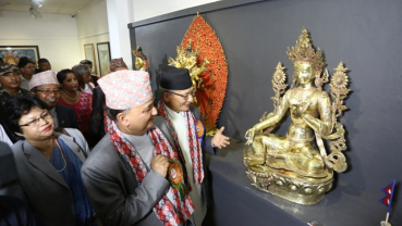 National Art Exhibition on Women Independence