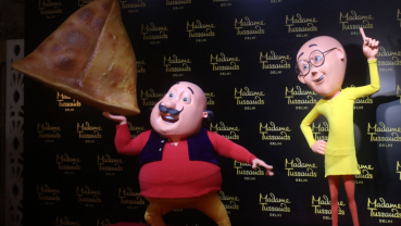Motu Patlu find spot at Madame Tussauds