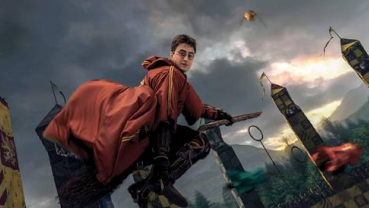 Harry Potter books removed from school, pastor says curses and spells 'real'