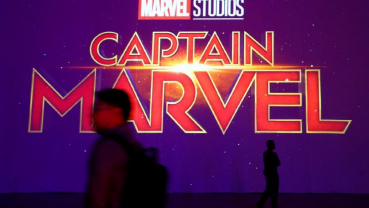 Brie Larson makes superhero debut in female-led 'Captain Marvel'