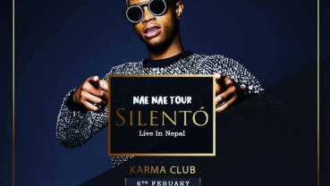 Silentó Live in Nepal