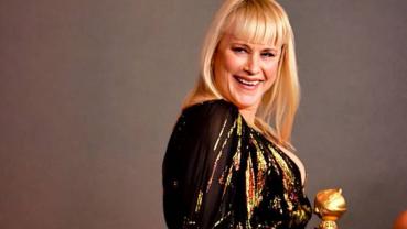 Coronavirus effect: Patricia Arquette quits smoking