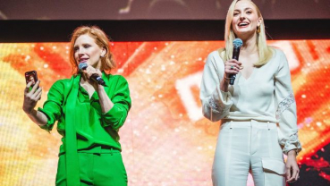 Sophie Turner, Jessica Chastain want to normalize strong female roles