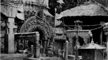 Nostalgia: Suryabinayak Temple of Bhaktapur