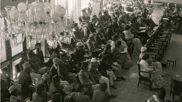 Nostalgia: Officials gather for the first municipal assembly of Kathmandu Municipality
