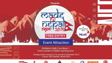 7th 'Made in Nepal' Expo concludes