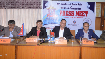 Gear up for '17th Handicraft Trade Fair and 15th Craft Competition 2019'