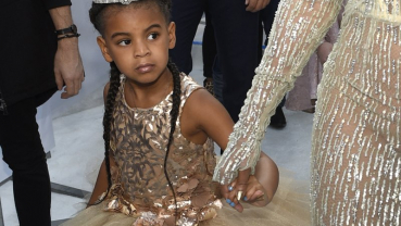 Like her parents, Blue Ivy now an award-winning songwriter