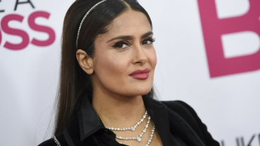 Salma Hayek apologizes for praising controversial new novel