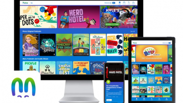 Alexa, read me a story: Audio content for kids on the rise