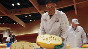 Wisconsin hosts largest technical dairy competition in world