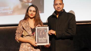 Public Choice award for 'Bulbul' in France
