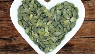 Health benifits of pumpkin seeds