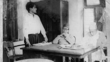 Nostalgia: Bal Krishna Sama in this undated photograph
