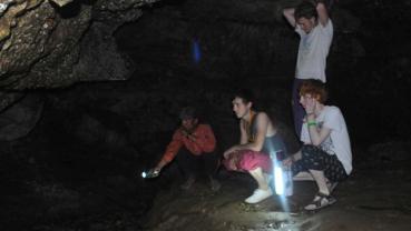 Enjoy free wi-fi at Mahendra and Chamero Cave in Pokhara