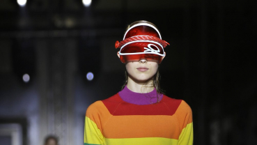Benetton makes a splash on the eve of Milan Fashion Week