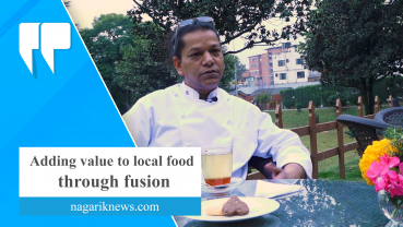 Adding value to local food through fusion (with video)