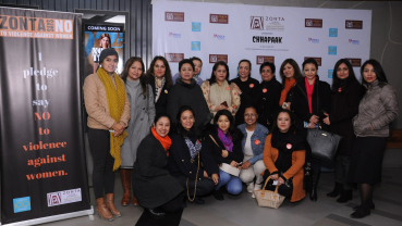 Screening of the movie 'Chhapaak' to raise awareness