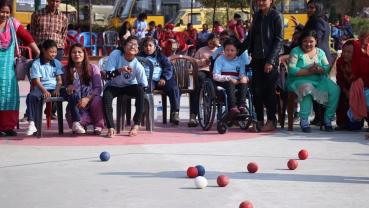 Bhaktapur Metropolitan city marks 28th World Disability Day