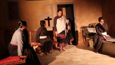 Shailee Theater gears up for 'Bhuskoaago'