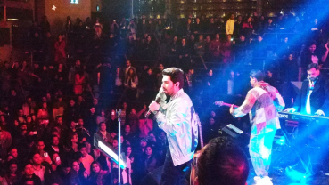 Armaan Malik's heartwarming performance in Nepal