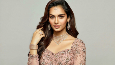 Manushi Chillar is the 'Sexiest Vegetarian Personality'