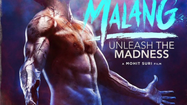 Aditya Roy Kapoor flaunts chiselled body on first 'Malang' poster