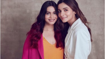 In an emotional interview, Alia and her sister talk about depression
