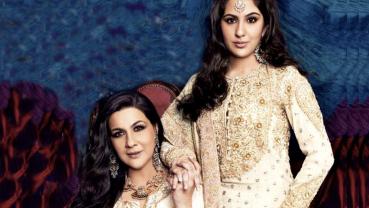 Sara Ali Khan dedicates 'Mirror Mirror' poem to mom Amrita Singh